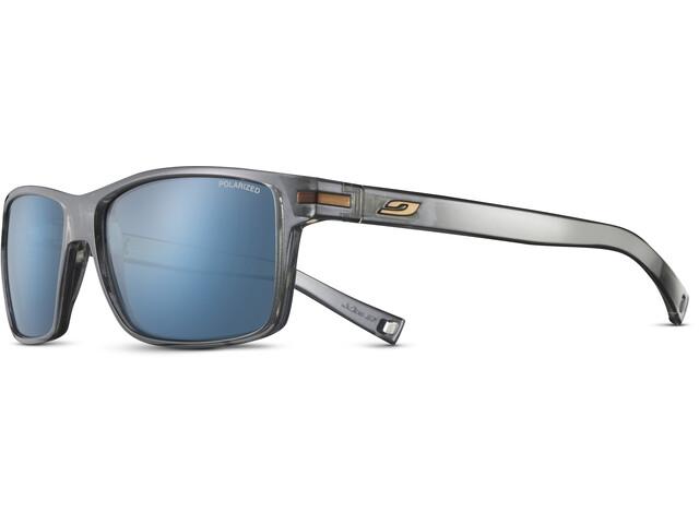 Julbo Syracuse Spectron 3 Okulary przeciwsłoneczne Mężczyźni, polarized shiny black/blue
